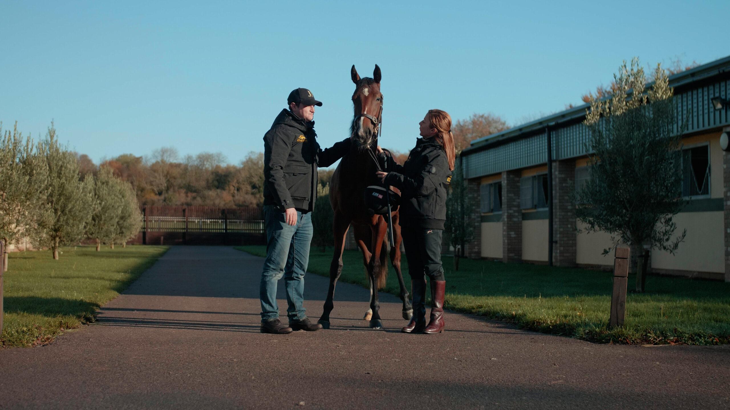 The Racehorse Lotto Christmas Raffle